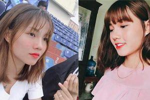 Nhan sắc đời thường xinh như hot girl của hoa khôi ĐT nữ Việt Nam