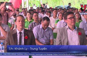 TP Hồ Chí Minh khởi công nhà máy xử lý rác đốt phát điện đầu tiên
