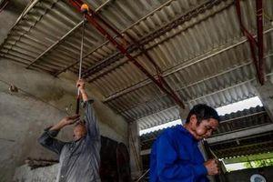 Nam Định: Phập phù nghề thổi thủy tinh Xối Chì