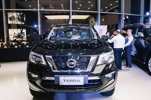 Nissan Terra 2020 vừa được nâng cấp những gì?