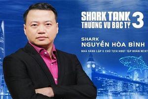Shark Nguyễn Hòa Bình là ai?