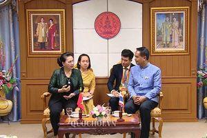 Chủ tịch Quốc hội Nguyễn Thị Kim Ngân thăm và làm việc tại tỉnh Udon Thani, Thái Lan