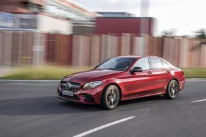 Mercedes-Benz C-Class thế hệ mới bị triệu hồi số lượng lớn