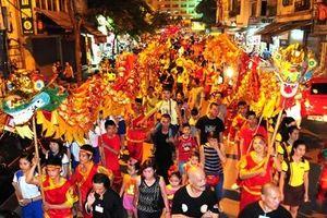 Tết Trung thu 2019: Hà Nội cấm đường phục vụ lễ hội phố cổ