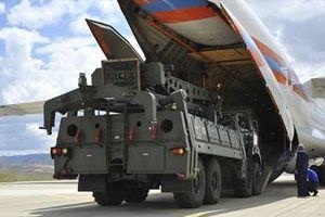 S-400 lên máy bay về Ankara khi Tổng thống Thổ Nhĩ Kỳ sang Nga xem Su-57