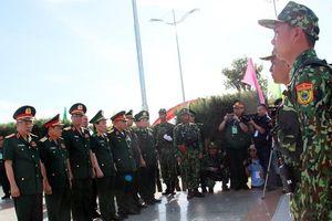 Nhiều hoạt động ý nghĩa, thắt chặt hữu nghị biên giới Việt Nam – Campuchia