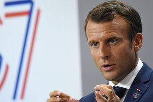 Tổng thống Pháp: Thời phương Tây thống lĩnh thế giới đã suy tàn