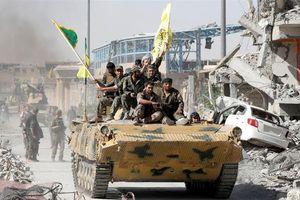 Chiến sự Syria lắng xuống, SDF rút quân khỏi biên giới Thổ Nhĩ Kỳ