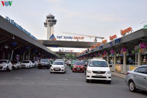 TPHCM tăng cường xử lí nạn taxi giả tràn lan