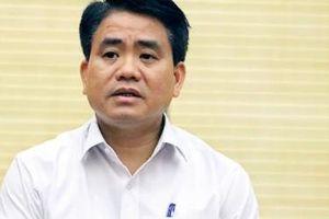 Chủ tịch TP Hà Nội: 'Một số người khiếu kiện để trục lợi ở Miếu Môn'