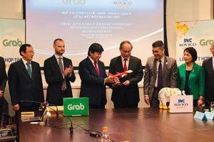 Sovico Group bắt tay chiến lược toàn diện với Grab
