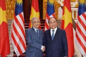 Tuyên bố chung Việt Nam-Malaysia