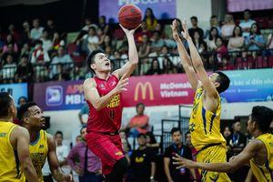 Võ Kim Bản 'khả năng cao' không ra sân trong game 2 của Saigon Heat với Hochiminh City Wings