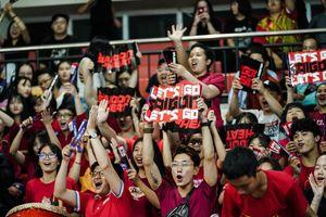 Saigon Heat thiết lập lịch sử, lần đầu tiên xuất hiện tại vòng đấu chung kết