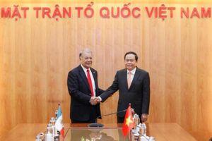 'Việt Nam không quên đóng góp cho phong trào vô sản thế giới'