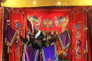 Đặc sắc hát bội tái hiện cuộc đời Tả quân Lê Văn Duyệt