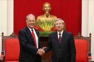 Làm sâu sắc hơn nữa quan hệ Việt Nam – Mê-hi-cô