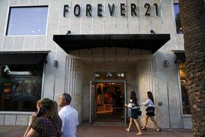 Đại gia thời trang Forever 21 chuẩn bị đệ đơn xin phá sản
