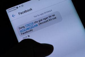 Người dùng VN bị nhận nhiều tin nhắn lạ từ Facebook