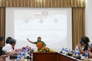 Việt Nam - Ấn Độ: Mối quan hệ hữu nghị lâu đời với tương đồng sâu sắc