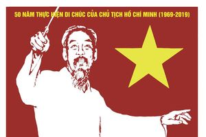 Bộ VHTTDL: Trao giải tranh cổ động tuyên truyền 50 năm thực hiện Di chúc của Chủ tịch Hồ Chí Minh