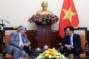 Uruguay tin Việt Nam sẽ đảm nhiệm thành công vai trò tại HĐBA LHQ