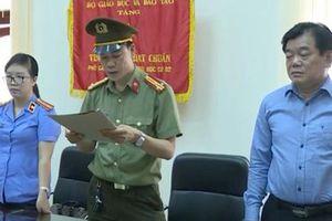 Cựu giám đốc Sở GD-ĐT Sơn La ra tòa làm nhân chứng phiên xử vụ gian lận điểm thi