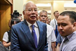 Phiên xử lớn nhất nhằm vào cựu Thủ tướng Najib Razak