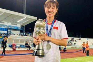 Cô gái được mệnh danh 'hoa khôi đội tuyển nữ Việt Nam' là ai?