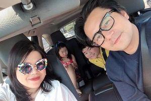 Trương Minh Cường đăng ảnh gia đình hạnh phúc sau khi vướng tin đồn ly hôn