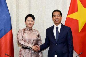 Tham khảo chính trị cấp Thứ trưởng Ngoại giao Việt Nam-Mông Cổ lần thứ 8