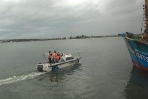 BĐBP Quảng Trị triển khai ứng phó bão số 4