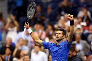 Mỹ mở rộng 2019: Djokovic san bằng thành tích của Pete Sampras