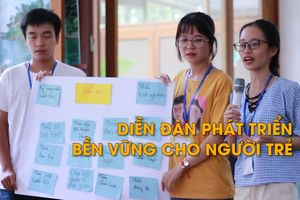 VYS - Vườn ươm sáng kiến môi trường cho người trẻ
