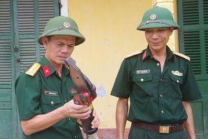 Bộ chỉ huy quân sự tỉnh Thừa Thiên Huế tích cực công tác trước mùa mưa bão