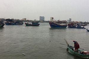 Cứu nạn khẩn cấp 14 ngư dân Quảng Bình cgặp nạn trên biển giữa cơn bão
