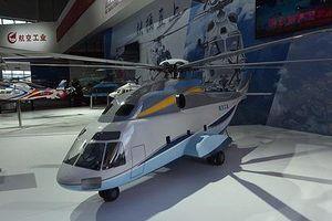 Trung Quốc và Nga hợp tác sản xuất trực thăng hạng nặng
