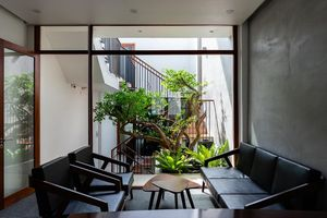 Vẻ đẹp 'gây nghiện' của căn nhà phố ở Sài Gòn