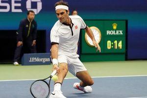 Hạ Damir Dzumhur, Federer tiến vào vòng 3 US Open
