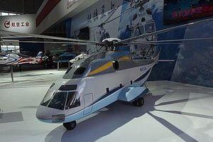 Nga - Trung hợp tác phát triển trực thăng hạng nặng