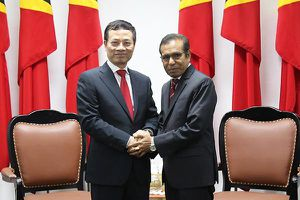 Việt Nam luôn coi trọng quan hệ hữu nghị, hợp tác với Timor Leste