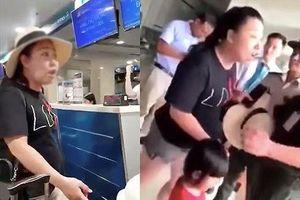 Độc giả đồng loạt đề nghị cho nữ cảnh sát làm náo loạn tại sân bay ra khỏi ngành