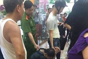 Thông tin mới nhất về vụ trộm trong tiệm vàng ở Tân Yên