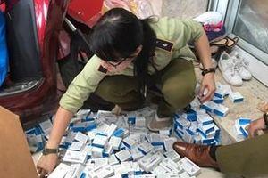 Bí mật bên trong căn nhà chứa hàng nghìn sản phẩm thuốc tân dược nhập lậu