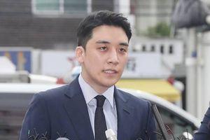 Seungri (Big Bang) được thả sau 12 giờ thẩm vấn