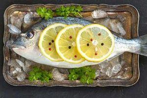 Cách khử mùi tanh của cá đơn giản nhất ai cũng có thể làm trong vòng '1 nốt nhạc'