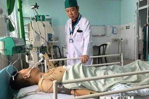 Cứu sống bệnh nhân đa chấn thương, vỡ gan do tai nạn giao thông