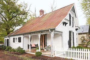 10 ý tưởng tạo hàng rào màu trắng lãng mạn cho ngôi nhà thêm ngọt ngào