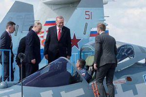 Moscow tố Mỹ lôi kéo các đối tác mua vũ khí của Nga