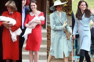 Kate Middleton bày tỏ sự kính trọng Công nương Diana bằng cách ăn vận giống hệt bà